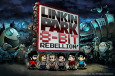 Linkin Park 8bit Rebellion (c) Artificial Life