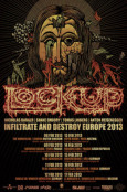 LOCK UP Tourflyer