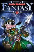 (C) Egmont Ehapa / Lustiges Taschenbuch Fantasy 2 / Zum Vergrößern auf das Bild klicken