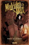 (C) Splitter Verlag / Malcolm Max 1 / Zum Vergrößern auf das Bild klicken