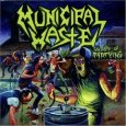 MUNICIPAL WASTE the art of partying (c) Earache