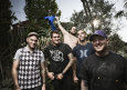NEW FOUND GLORY (c) Dave Hill