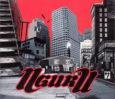 NGURU IV: with bleeding hearts through burning skies (c) Leech Records / Zum Vergrößern auf das Bild klicken