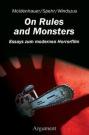 on_rules_and_monsters_cover (c) CSW Verlag / Zum Vergrößern auf das Bild klicken