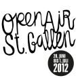 Open Air St. Gallen 2012 Logo