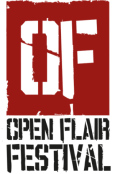 Open Flair Festival Logo