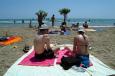 Playa de Voramar (c) Liberto Peiró / Zum Vergrößern auf das Bild klicken