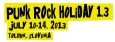 Punk Rock Holiday 1.3 Logo
