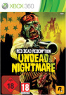 RDR Undead Nightmare Cover (C) Rockstar
