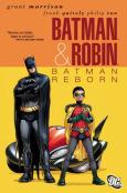 Andreas Grabenschweiger / Batman & Robin 1 (C) Panini Comics / Zum Vergrößern auf das Bild klicken