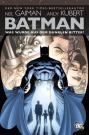 Cover Batman - Was wurde aus dem Dunklen Ritter? (C) Panini Comics / Zum Vergrößern auf das Bild klicken