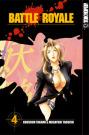 Battle Royale 4 Cover (c) Tokyopop / Zum Vergrößern auf das Bild klicken