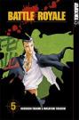 Cover Battle Royale 5 (C) Tokyopop / Zum Vergrößern auf das Bild klicken