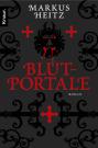 Blutportale Cover (c) Droemer Knaur / Zum Vergrößern auf das Bild klicken