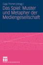 Cover Das Spiel (C) VS Verlag / Zum Vergrößern auf das Bild klicken