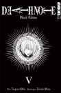 Cover Death Note Black Edition 5 (C) Tokyopop