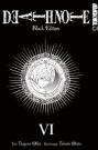 Cover Death Note Black Edition 6 (C) Tokyopop / Zum Vergrößern auf das Bild klicken