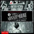 Cover Der Monstrumologe (C) Lübbe Audio / Zum Vergrößern auf das Bild klicken