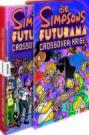 Die Simpsons Futurama Crossover Krise (c) Knesebeck / Zum Vergrößern auf das Bild klicken