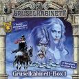 Rezension Gruselkabinett Box 1 Cover (C) Titania Medien/Lübbe Audio / Zum Vergrößern auf das Bild klicken
