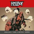 Cover Hellboy 8 (C) Lausch/Edel / Zum Vergrößern auf das Bild klicken