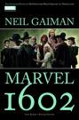 Cover Marvel 1602 (C) Panini / Zum Vergrößern auf das Bild klicken