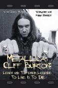 (C) Iron Pages Verlag / Metallicas Cliff Burton - Leben und Tod einer Legende / Zum Vergrößern auf das Bild klicken