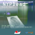 Cover NYPDead - Medical Report 4 (C) Maritim/Vgh Audio