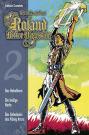 Cover Roland, Ritter Ungestüm 2 (C) Cross Cult Verlag / Zum Vergrößern auf das Bild klicken