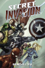 Cover Secret Invasion Paperback (C) Panini