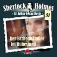 (C) Maritim Verlag/vgh Audio / Sherlock Holmes 51 / Zum Vergrößern auf das Bild klicken