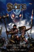(C) Nona Arte Comics / Sláine - Bücher der Invasionen 1 / Zum Vergrößern auf das Bild klicken