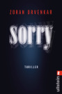 Rezension Sorry Cover (C) Ullstein