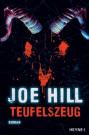 Cover Teufelszeug (C) Heyne Verlag / Zum Vergrößern auf das Bild klicken