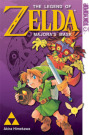 Rezension The Legend Of Zelda Majoras Mask Oracle Of Seasons Und Oracle Of Ages  Bild 1 (C) Tokyopop