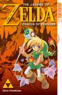 Rezension The Legend Of Zelda Majoras Mask Oracle Of Seasons Und Oracle Of Ages  Bild 2 (C) Tokyopop / Zum Vergrößern auf das Bild klicken