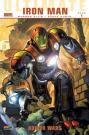 Cover Ultimate Iron Man - Iron Wars (C) Panini Comics / Zum Vergrößern auf das Bild klicken