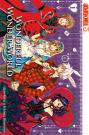 Cover Wonderful World 1 (C) Tokyopop / Zum Vergrößern auf das Bild klicken