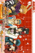 (C) Tokyopop / Wonderful Wonder World 2 / Zum Vergrößern auf das Bild klicken