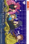(C) Tokyopop / Wonderful Wonder World 3 / Zum Vergrößern auf das Bild klicken