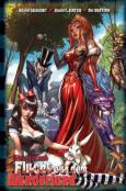 (C) Panini Comics / Wonderland 3 / Zum Vergrößern auf das Bild klicken