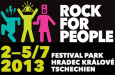 Rock For People 2013 Logo