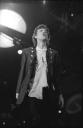 Mick Jagger (c) Warner Music Company / Zum Vergrößern auf das Bild klicken