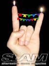 Happy rockin` Birthday! / Zum Vergrößern auf das Bild klicken