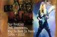 SLAYER: Jeff Hanneman RIP