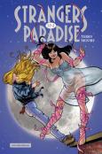 (C) Schreiber & Leser / Strangers in Paradise 1 / Zum Vergrößern auf das Bild klicken