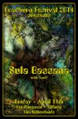 (C) Sulatron-Records / SULA BASSANA Roadburn 2014 Flyer / Zum Vergrößern auf das Bild klicken