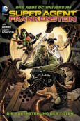 (C) Panini Comics / Superagent Frankenstein 1 / Zum Vergrößern auf das Bild klicken