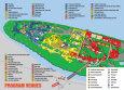 Geländeplan Sziget Festival - 12. bis 18. August - Budapest / Zum Vergrößern auf das Bild klicken
