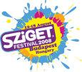 Sziget Festival - 12. bis 18. August - Budapest/Ungarn / Zum Vergrößern auf das Bild klicken